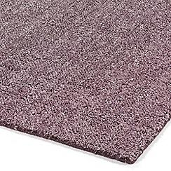 Debenhams - Purple 'Brilliant' rug