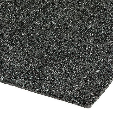 Debenhams - Blue and grey +Brilliant+ rug