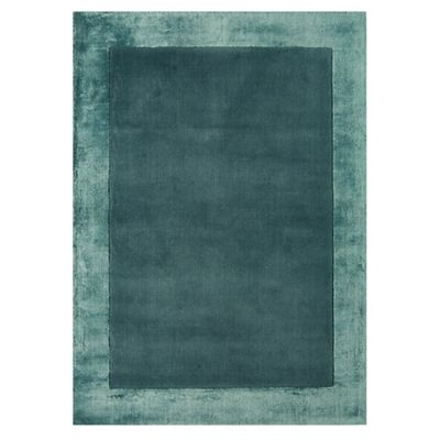 This Review Is From Turquoise Woollen Ascot Rug