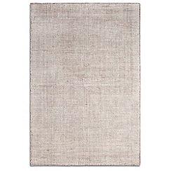 Debenhams - Ivory wool 'Kaleidoscope' rug