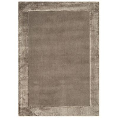 This Review Is From Taupe Woollen Ascot Rug