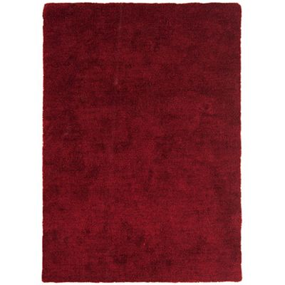 This Review Is From Dark Berry Red Tula Rug