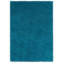 Debenhams - Blue 'Tula' rug