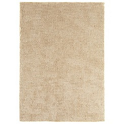 Debenhams - Cream 'Tula' rug