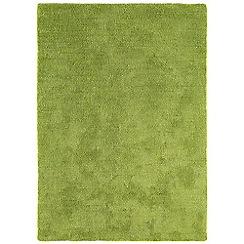 Debenhams - Green 'Tula' rug