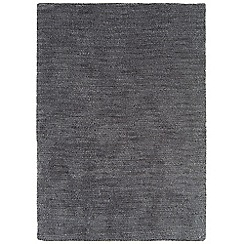 Debenhams - Grey 'Tula' rug