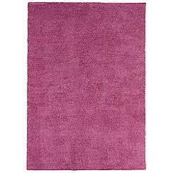 Debenhams - Pink 'Tula' rug
