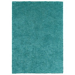 Debenhams - Turquoise 'Tula' rug