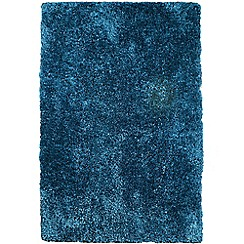 Debenhams - Blue 'Diva' rug