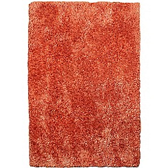 Debenhams - Orange 'Diva' rug