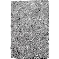 Debenhams - Silver 'Diva' rug