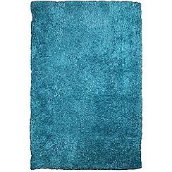 Debenhams - Turquoise 'Diva' rug