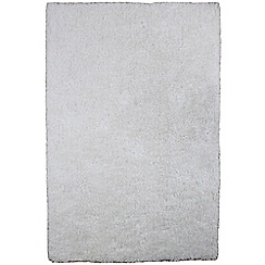 Debenhams - White 'Diva' rug
