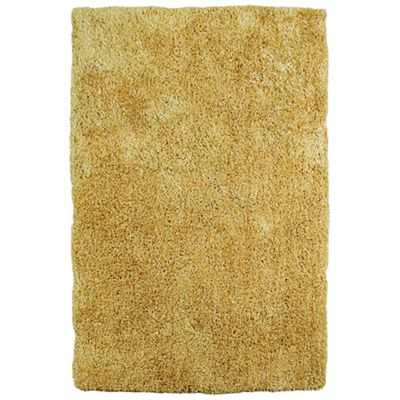Debenhams Yellow Diva Rug
