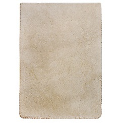 Debenhams - Cream 'Cascade' rug