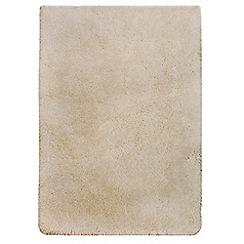 Debenhams - Cream 'Cascade' rug
