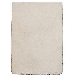 Debenhams - White 'Cascade' rug