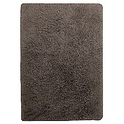 Debenhams - Brown 'Cascade' rug
