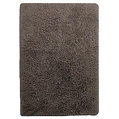 Debenhams - Brown 'Cascade' rug