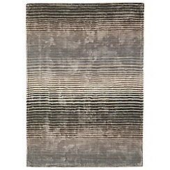 Debenhams - Midas grey 'Holborn' rug