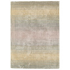 Debenhams - Pastel cream 'Holborn' rug