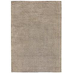 Debenhams - Silver 'Ives' rug