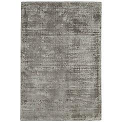 J by Jasper Conran - Grey 'Blade' rug