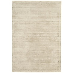 Debenhams - Cream 'Blade' rug