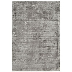 Debenhams - Silver coloured 'Blade' rug