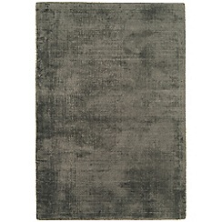 Debenhams - Grey 'Blade' rug