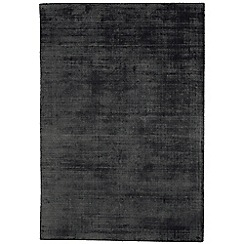 Debenhams - Near black 'Blade' rug