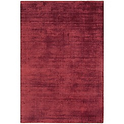 Debenhams - Red 'Blade' rug