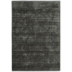 Debenhams - Grey woollen 'Linley' rug