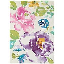 Debenhams - Multi-coloured 'Boca Malmo' rug