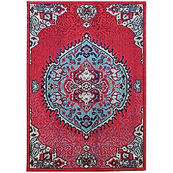 Debenhams - Mutli-coloured 'Colores Riad' rug