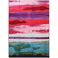 Debenhams - Mutli-coloured 'Colores Easel' rug