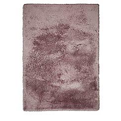 Debenhams - Pink 'Snuggles' rug