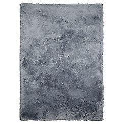 Debenhams - Light blue 'Snuggles' rug