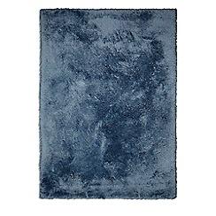 Debenhams - Blue 'Snuggles' rug