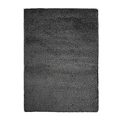 Debenhams - Grey 'Purity Textures' rug