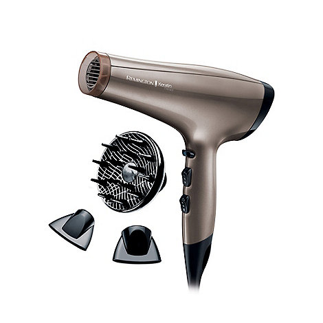 Remington - Keratin Therapy Pro hair dryer +AC8000+