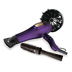 Glamouriser - Dryer with diffuser and brush