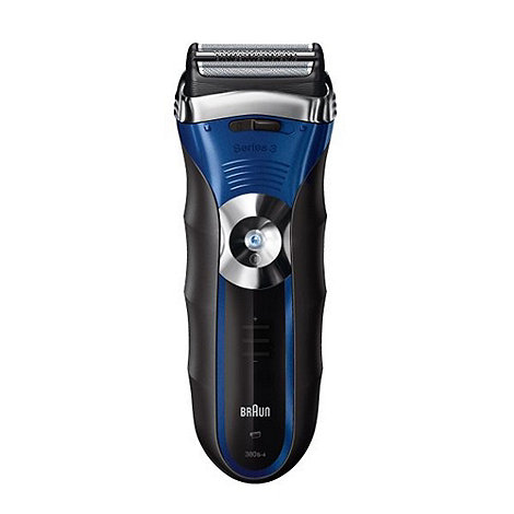 Braun - Blue foil shaver 380S-4