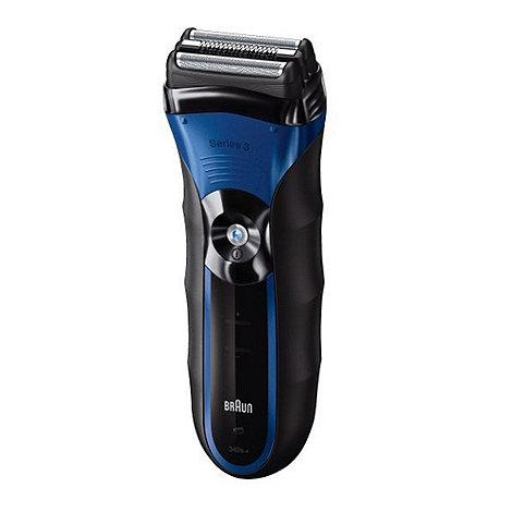 Braun - Blue foil shaver 340S-4