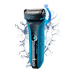 Braun - Waterflex blue