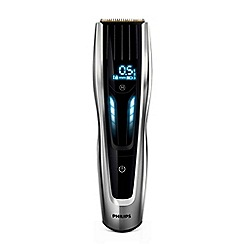 Philips - Series 9000 hair clipper with adjustable comb HC9450/13