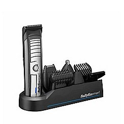 BaByliss - For Men Super Groomer body groomer 7420U