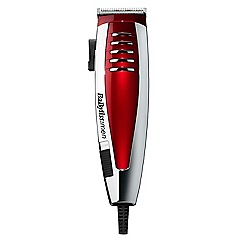 BaByliss - for Men 'PowerGlide Titanium' hair clippers 7448TU
