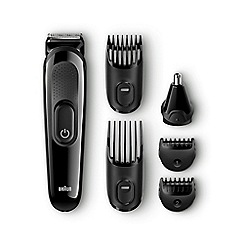 Braun - Styling multi-grooming kit MGK3020