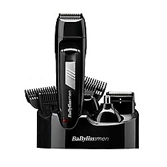 BaByliss - For men 8 in 1 all over grooming kit 7056CU